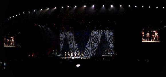 Madonna İstanbul'u salladı 12