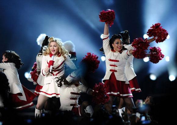 Madonna İstanbul'u salladı 2