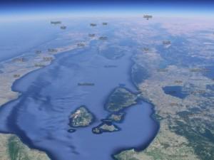 Google Maps ile Türkiye turu