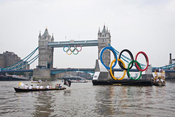 2012 Londra Olimpiyat Oyunları başladı 10