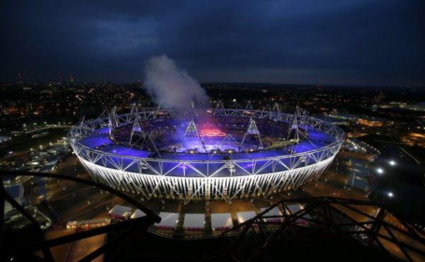 2012 Londra Olimpiyat Oyunları başladı 12