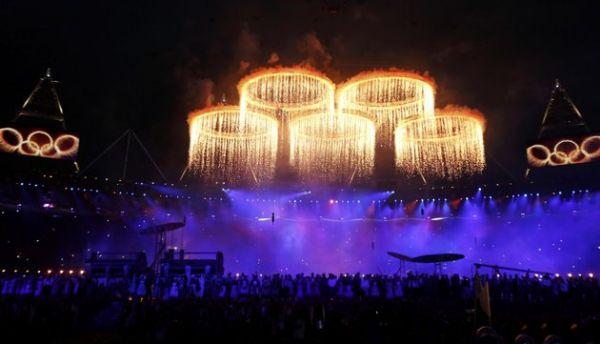 2012 Londra Olimpiyat Oyunları başladı 14