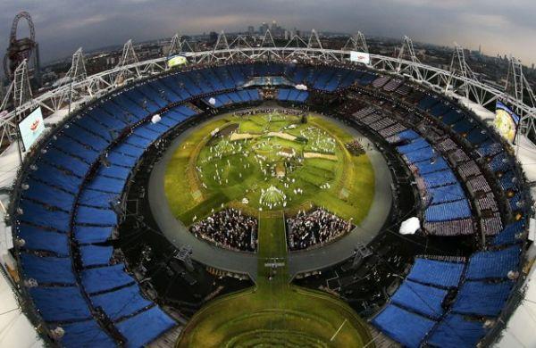 2012 Londra Olimpiyat Oyunları başladı 19