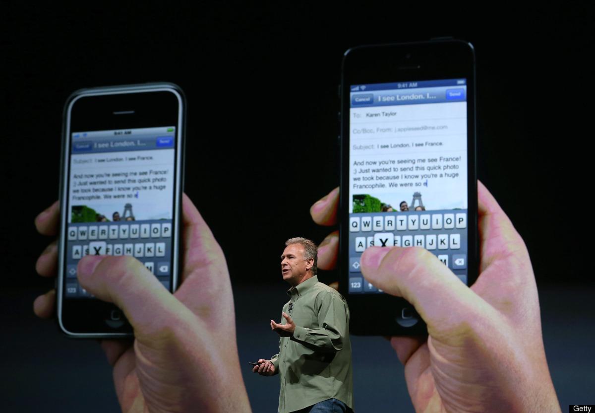 İşte yeni iPhone 5 5