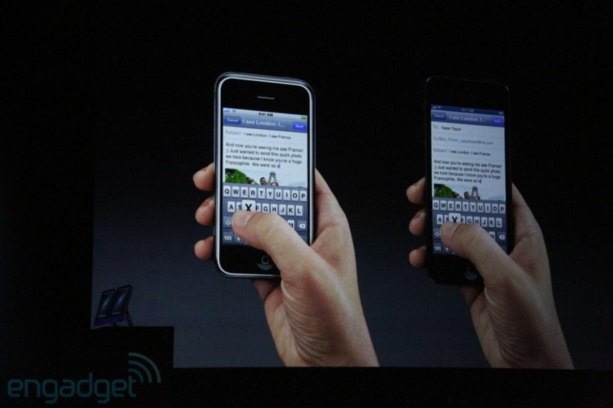 İşte yeni iPhone 5 7