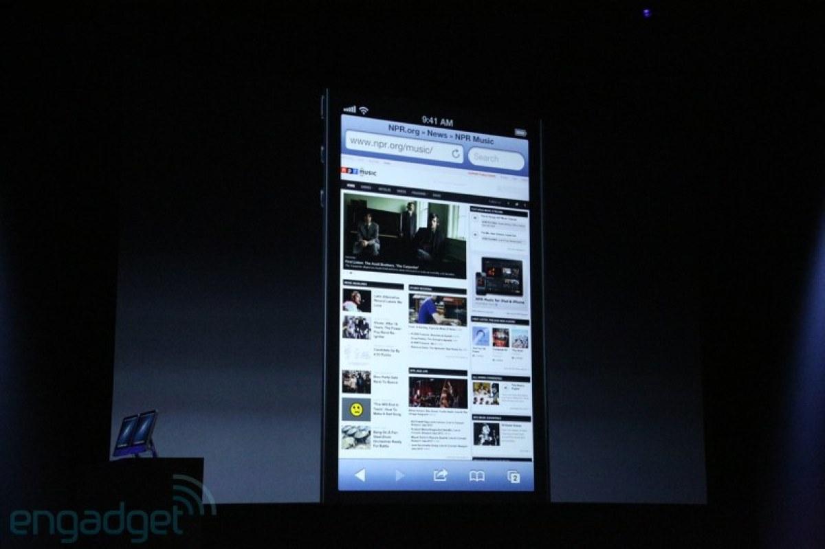 İşte yeni iPhone 5 8