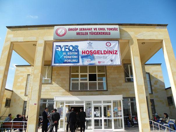 EYFOR III Nevşehir'de 1