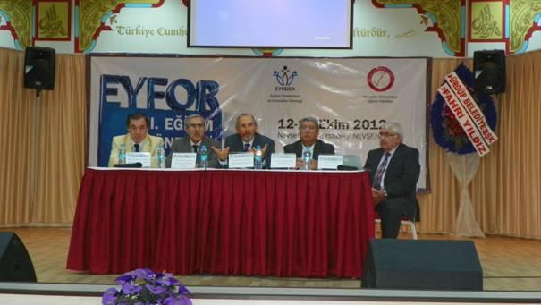 EYFOR III Nevşehir'de 12