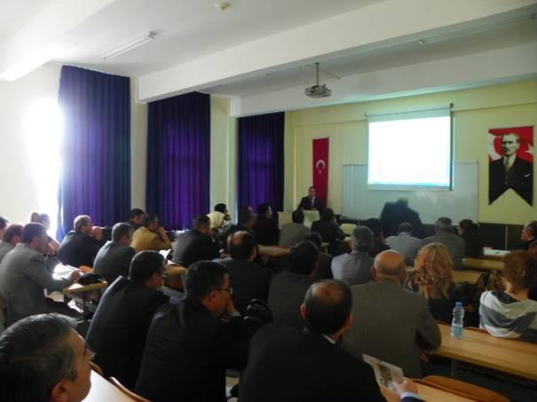 EYFOR III Nevşehir'de 18