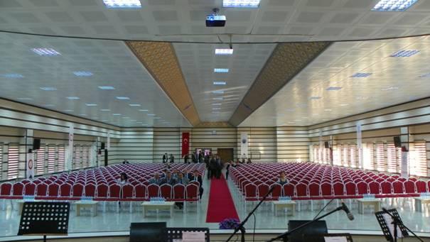 EYFOR III Nevşehir'de 2