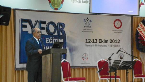 EYFOR III Nevşehir'de 6