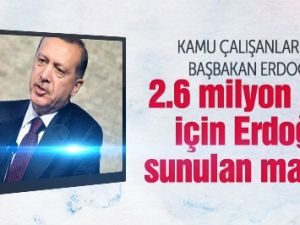 İşte 2.6 memurun Erdoğan'dan onay beklediği maddeler