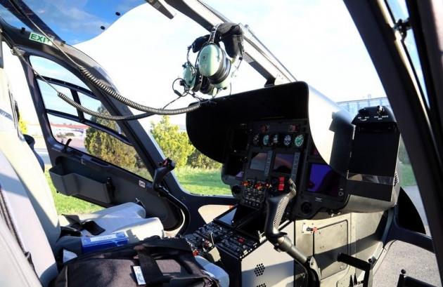 THK o muhteşem helikopteri tanıttı 1
