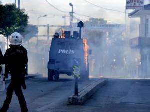Beşiktaş ve Okmeydanı'nda ilk müdahale
