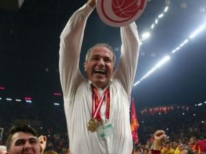 Potada şampiyon Galatasaray