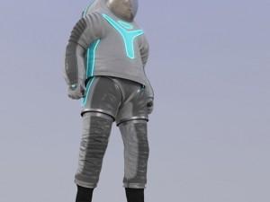 İşte NASA'nın yeni uzay kıyafeti
