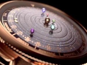 Dünyanın en sıradışı kol saatleri
