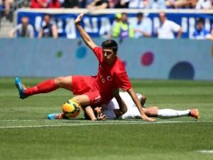 ABD - Türkiye maçı