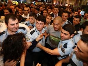 Alex de Souza yeniden Türkiye'de
