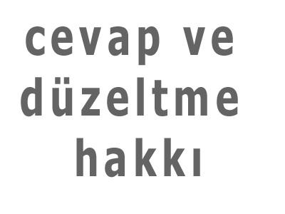 Ankara Üni. Ziraat Fakültesi'nden açıklama