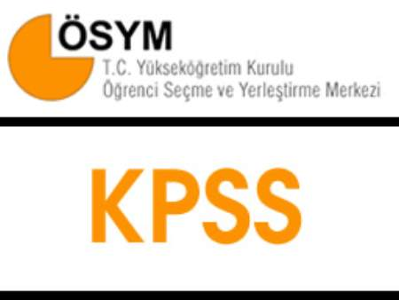 KPSS Tercih Takvimi