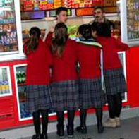 Okul kantinlerine sıkı takip