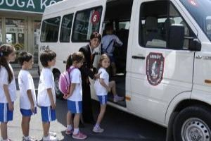 Okul servisleri 4+4+4'e hazırlanıyor