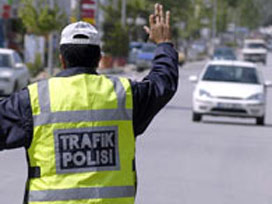 Trafik cezaları SMS veya e-posta ile yollanacak