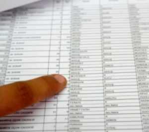 Seçmen listeleri için son 48 saat