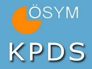 KPDS Sonbahar-Sınav Giriş Belgelerinin Edinilmesi