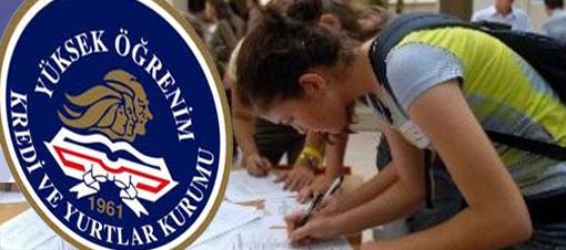 KYK, yurt başvuru sonuçlarını açıkladı