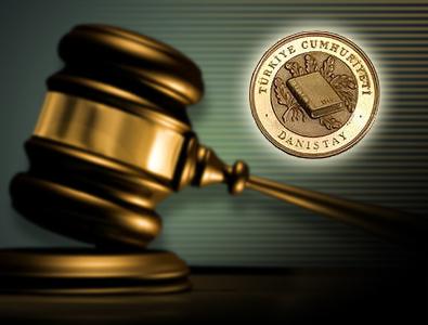 Mahkemenin görevde yükselme kararı Danıştay'dan döner