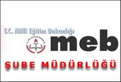 MEB şube müdürlerini belirliyor