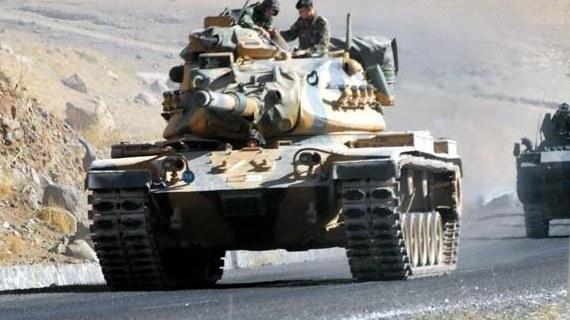 IŞİD Türk tankını vurdu, 3 asker şehit