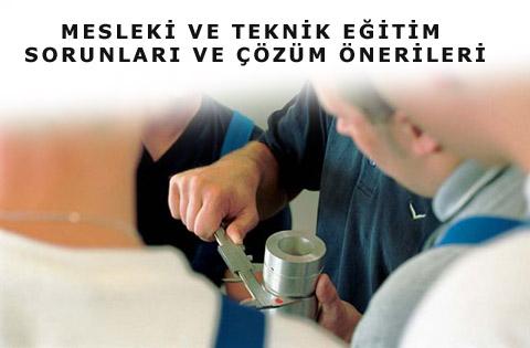 Türk Eğitim-Sen Teknik Eğitim Çalıştayı Bu Haftasonu