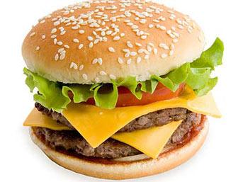 "Burger King, ""at eti kullandık"""