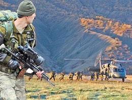 Bingölde çatışma: 3 asker şehit!