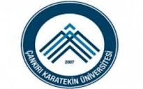 Çankırı Karatekin Üniversitesi Öğretim Üyesi alım ilanı