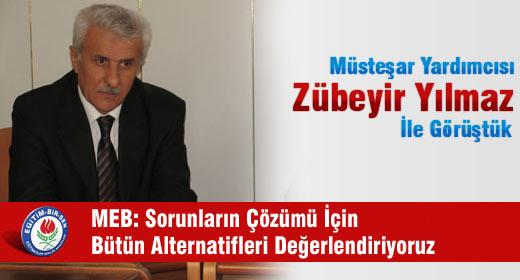 MEB: Sorunların Çözümü İçin Bütün Alternatifleri Değerlendiriyoruz