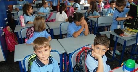 30 soruda okulda ilk gün