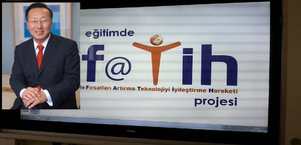 Fatih Projesi harika, geç olsun güç olmasın