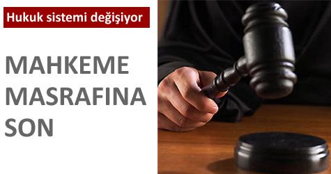 Hukuk sigortası geliyor