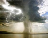 Gök gürültülü yağış uyarısı
