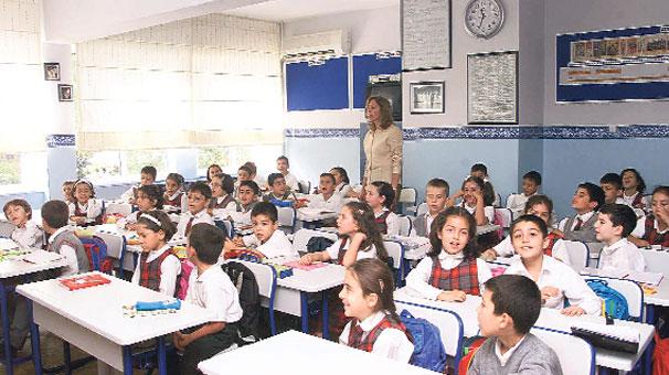 Türkiyenin dörtte biri sınıflarda