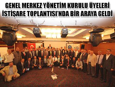 Türkiye Kamu-Sen İstişare Toplantısı Yapıldı