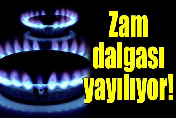 ZAM DALGASI YAYILIYOR