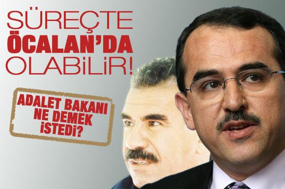 Devlet barış için Öcalanla da görüşür!