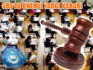 SBS'DE ÖNEMLİ YARGI KARARI