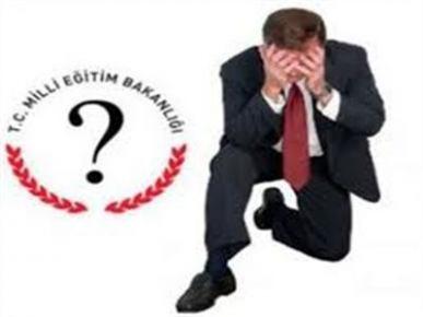 ÖĞRETMENE MÜJDE AYI GELDİ (!)
