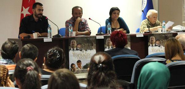 Genç Eğitimciler Toprağın Çocukları ve Köy Enstitüleri Söyleşisi Yaptı